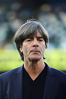 Bundestrainer Joachim Loew (Deutschland Germany) - 09.09.2019: Nordirland vs. Deutschland, Windsor Park Belfast, EM-Qualifikation DISCLAIMER: DFB regulations prohibit any use of photographs as image sequences and/or quasi-video.