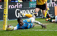 Irish v Wasps 20130224