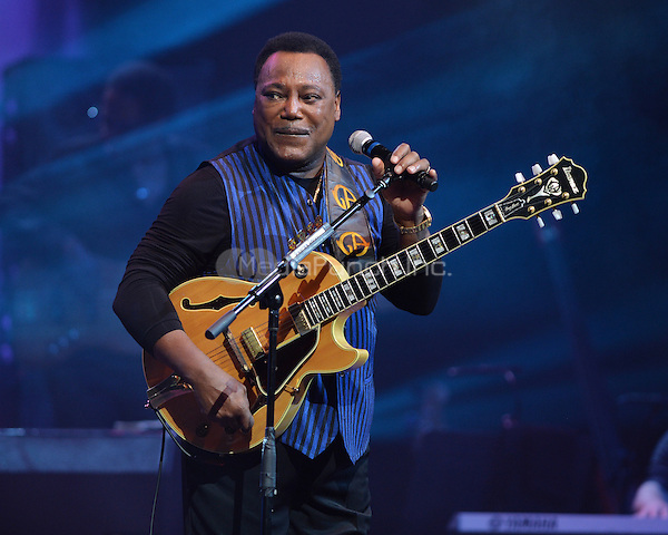 HOLLYWOOD FL - MAY 10: George Benson performs at Hard Rock Live held at the Seminole Hard Rock Hotel & Casino on May 10, 2016 in Hollywood, Florida. Credit: mpi04/MediaPunch