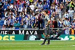 Real Sociedad's Munoz during La Liga match. May, 18th,2019. (ALTERPHOTOS/Alconada)