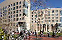 Northeastern University, West Village campus, Boston, MA (Wm Rawn = architect)
