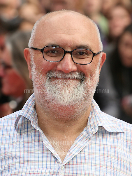 Alexei Sayle arriving for the UK premiere of 'Scott Pilgrim Vs The World' at the Empire Leicester Square, London. 18/08/2010  Picture by: Alexandra Glen / Featureflash