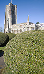Church of St Peter and St Paul, Lavenham, Suffolk, England