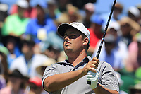 Michael Putnam (USA) tees off the 1st tee to start his match during Friday's Round 2 of the 117th U.S. Open Championship 2017 held at Erin Hills, Erin, Wisconsin, USA. 16th June 2017.<br /> Picture: Eoin Clarke | Golffile<br /> <br /> <br /> All photos usage must carry mandatory copyright credit (&copy; Golffile | Eoin Clarke)