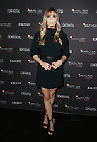 LOS ANGELES, CA - NOVEMBER 4: Elizabeth Olsen at the 10th Hamilton Behind the Camera Awards hosted by Los Angeles Confidential at Exchange LA in Los Angeles, California on November 4, 2018. <br /> CAP/MPI/FS<br /> &copy;FS/MPI/Capital Pictures