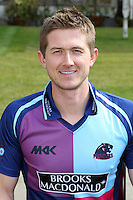 Joe Denly - Middlesex County Cricket Club Press Day at Lords Cricket Ground, London - 08/04/13 - MANDATORY CREDIT: Rob Newell/TGSPHOTO - Self billing applies where appropriate - 0845 094 6026 - contact@tgsphoto.co.uk - NO UNPAID USE.