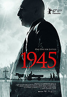 1945 (2017)<br /> AMERICAN POSTER ART<br /> *Filmstill - Editorial Use Only*<br /> CAP/FB<br /> Image supplied by Capital Pictures