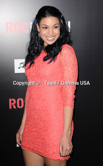 Jordin Sparks 43  at the Roc Nation Pre Grammy Brunch at the Soho House in Los Angeles.