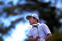 Sung Jin Yeo. Day two of the Jennian Homes Charles Tour / Brian Green Property Group New Zealand Super 6s at Manawatu Golf Club in Palmerston North, New Zealand on Friday, 6 March 2020. Photo: Dave Lintott / lintottphoto.co.nz