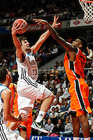 Liga Endesa. Real Madrid vs Fuenlabrada. 14/10/2012