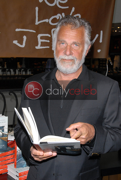 Jonathan Goldsmith<br /> at a celebration of Jerry Weintraub's New Book &quot;When I Stop Talking You'll Know I'm Dead,&quot; Barney's New  York, Beverly Hills, CA. 05-18-10<br /> David Edwards/Dailyceleb.com 818-249-4998
