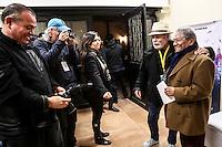 Armando Manzanero, durante el octavo d&iacute;a de actividades del tercer Festival Alfonso Ortiz Tirado (FAOT2017). 27ene2017<br />  &copy;Foto: Luis Guti&eacute;rrrez