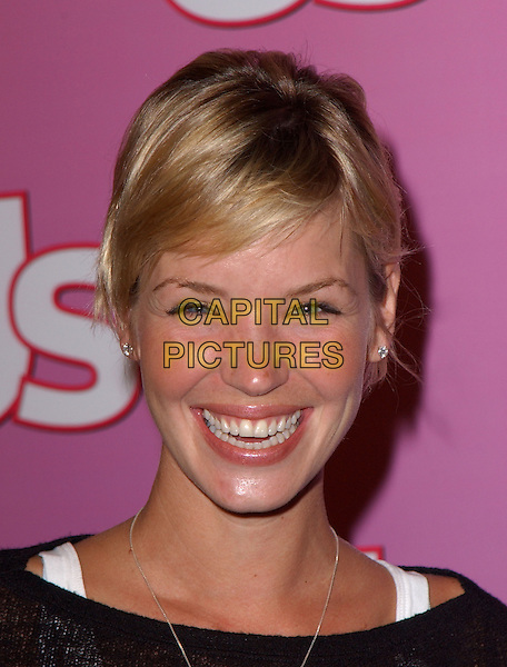 AMY SMART.The Us Weekly Hot Young Hollywood Party held at The Spider Club in Hollywood, California.September 17, 2004.headshot, portrait .www.capitalpictures.com.sales@capitalpictures.c.Copyright by Debbie VanStory