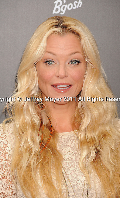 "LOS ANGELES, CA -JULY 31: Charlotte Ross arrives at ""Spy Kids: All The Time In The World 4D"" Los Angeles premiere at the Regal Cinemas L.A. Live on July 31, 2011 in Los Angeles, California."