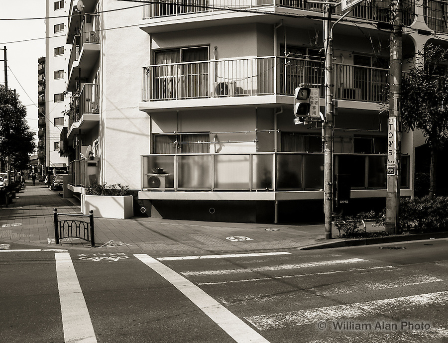 Condo in Ota, Japan 2014.