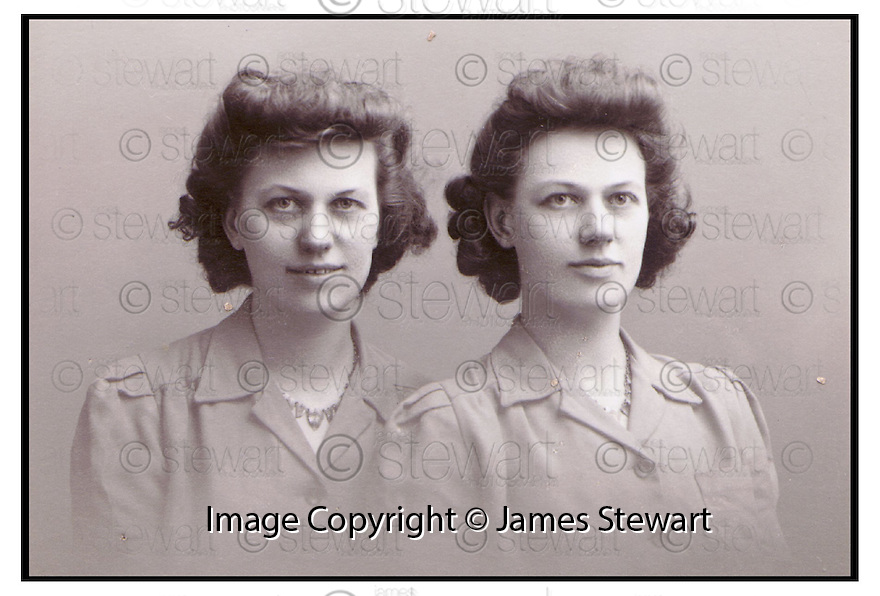18th May 2000               Collect Pic : James Stewart .Ref :                           .File Name : stewart03-twins                        .FALKIRK TWINS, ANNE (right) AND MARGARET MCGREGOR AGE 21.....Payments to :-.James Stewart Photo Agency, Stewart House, Stewart Road, Falkirk. FK2 7AS      Vat Reg No. 607 6932 25.Office : 01324 630007        Mobile : 0421 416997.E-mail : jim@jspa.co.uk.           : jim@jamesstewart.co.uk.If you require further information then contact Jim Stewart on any of the numbers above.........