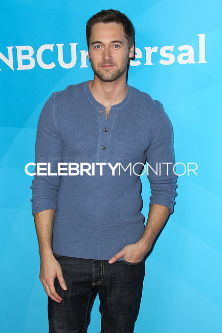 PASADENA, CA, USA - APRIL 08: Ryan Eggold at the NBCUniversal Summer Press Day 2014 held at The Langham Huntington Hotel and Spa on April 8, 2014 in Pasadena, California, United States. (Photo by Xavier Collin/Celebrity Monitor)