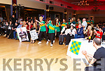 The John Mitchels Lip Sync in the Ballygarry House Hotel on Sunday night.