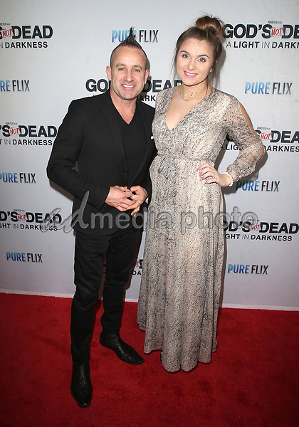 "20 March 2018 - Hollywood, California - Duncan Phillips, Guest. ""God's Not Dead: A Light In Darkness"" Premiere held at American Cinematheque Egyptian Theatre. Photo Credit: F. Sadou/AdMedia"