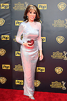 BURBANK - APR 26: Kate Linder at the 42nd Daytime Emmy Awards Gala at Warner Bros. Studio on April 26, 2015 in Burbank, California