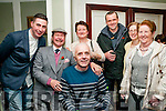 Benefit Dance : Attending the benefit dance for Robert Barry at the Listowel Arms Hotel on Saturady night last were James Barry, Dan Kennedy, Marie Mauncell, Robertb Barry, Pat & Mary Daughton & helen McCarthy.