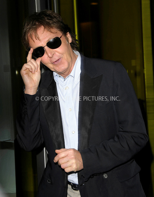 WWW.ACEPIXS.COM . . . . .  ..... . . . . US SALES ONLY . . . . .....June 8 2009, London....Musicia Paul McCartney at Simon Aboud's book launch party on June 8 2009 in London....Please byline: FAMOUS-ACE PICTURES... . . . .  ....Ace Pictures, Inc:  ..tel: (212) 243 8787 or (646) 769 0430..e-mail: info@acepixs.com..web: http://www.acepixs.com