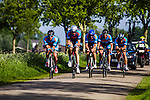 KTM road-and-trail.com<br />  , Stage 2: Team Time Trial, 62th Olympia's Tour, Netterden, The Netherlands, 13th May 2014, Photo by Thomas van Bracht / Peloton Photos
