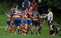 160730 Wellington Premier Club Rugby - Tawa v Wainuiomata