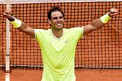 2019 French Open Tennis Singles Final Nadal v Thiem Jun 9th
