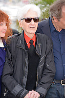 "Alain Resnais attending the ""vous n'avez encore rien vu"" Photocall during the 65th annual International Cannes Film Festival in Cannes, France, 21th May 2012...Credit: Timm/face to face / Mediapunchinc"