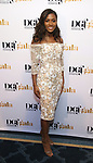 Miss America Nia Franklin attends the cocktail party for the Dramatists Guild Foundation 2018 dgf: gala at the Manhattan Center Ballroom on November 12, 2018 in New York City.