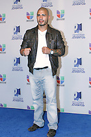 MIAMI, FL- July 19, 2012:  Miguel Cotto backstage at the 2012 Premios Juventud at The Bank United Center in Miami, Florida. © Majo Grossi/MediaPunch Inc. /*NORTEPHOTO.com* **SOLO*VENTA*EN*MEXICO** **CREDITO*OBLIGATORIO** *No*Venta*A*Terceros* *No*Sale*So*third* ***No*Se*Permite*Hacer Archivo***No*Sale*So*third*©Imagenes*