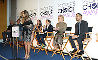 BEVERLY HILLS, CA - NOVEMBER 15: Wilmer Valderrama, Piper Perabo, Jamie Chung attend the People's Choice Awards Nominations Press Conference at The Paley Center for Media on November 15, 2016 in Beverly Hills, California. (Credit: Parisa Afsahi/MediaPunch).