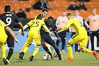 Washington,D.C. - Saturday, March 18, 2017: Columbus Crew SC defeated the D.C. United 2-0 in a MLS match at RFK Stadium.