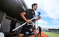 Marcus Child. Pro League Hockey, Vantage Blacksticks Men v Argentina. North Harbour Hockey Stadium, Auckland, New Zealand. Sunday 10 March 2019. Photo: Simon Watts/Hockey NZ