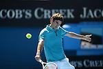 Roger Federer (SUI) Defeats Benoit Paire (FRA) 6-2, 6-4, 6-1