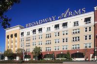 Broadway Arms Loft Apartments Anaheim California