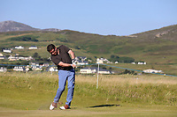 John Deasy playing with Eddie Pepperell (ENG) during the ProAm of the 2018 Dubai Duty Free Irish Open, Ballyliffin Golf Club, Ballyliffin, Co Donegal, Ireland.<br /> Picture: Golffile | Jenny Matthews<br /> <br /> <br /> All photo usage must carry mandatory copyright credit (&copy; Golffile | Jenny Matthews)