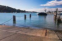 Okiato to Opua vehicle ferry for access to Russell, Bay of Islands, Northland Region, North Island, New Zealand