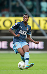 Nederland, Nijmegen, 26 september  2012.Seizoen 2012-2013.KNVB beker.NEC-Feyenoord.Terence Kongolo van Feyenoord in actie met de bal