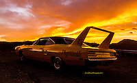 Superbird Sunset Oct 2015