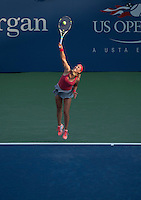 Azarenka Serve US Open 2013