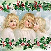 Isabella, CHRISTMAS CHILDREN, WEIHNACHTEN KINDER, NAVIDAD NIÑOS, paintings+++++,ITKE541691,#xk# vintage,retro ,angels