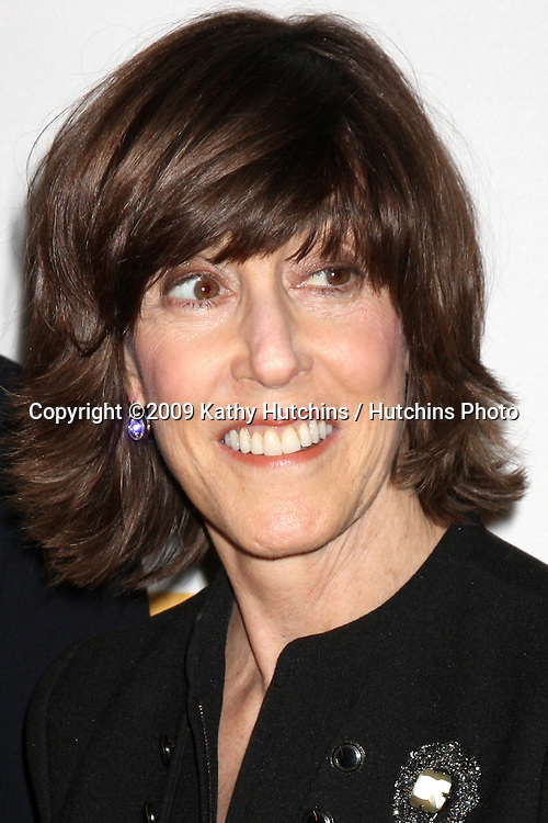 Nora Ephron.arriving at the 13th Annuall Hollywood Film Festival Awards Gala Ceremony.Beverly Hilton Hotel.Beverly Hills,  CA.October 26, 2009.©2009 Kathy Hutchins / Hutchins Photo.
