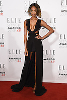 Jourdan Dunn at the Elle Style Awards 2015 at Sky Bar, Walkie Talkie Building, London, 24/02/2015 Picture by: Steve Vas / Featureflash