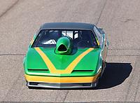Feb 23, 2019; Chandler, AZ, USA; NHRA top sportsman driver Darren Dolezal during qualifying for the Arizona Nationals at Wild Horse Pass Motorsports Park. Mandatory Credit: Mark J. Rebilas-USA TODAY Sports