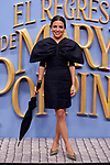 Paula Ordovas attends to Mary Poppins Returns film premiere at Kinepolis in Pozuelo de Alarcon, Spain. December 11, 2018. (ALTERPHOTOS/A. Perez Meca)
