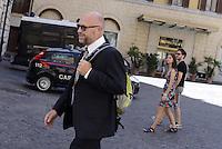 Roma, 3 Luglio 2014<br /> Convegno e assemblea dell'Anci<br /> L'associazione dei Comuni italiani per l'innovazione.<br /> Nella foto Filippo Nogarin sindaco di Livorno.