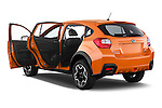 Car images of 2014 Subaru XV-Crosstrek Premium 5 Door SUV Doors