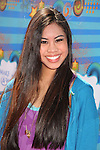 SANTA MONICA, CA. - March 14: Ashley Argota attends the Make-A-Wish Foundation's Day of Fun hosted by Kevin & Steffiana James held at Santa Monica Pier on March 14, 2010 in Santa Monica, California.